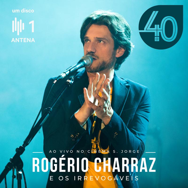 Rogerio Charraz 4.0 ao vivo
